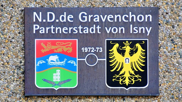 Partnerstadt N.D. de Gravenchon Isny im Allgäu