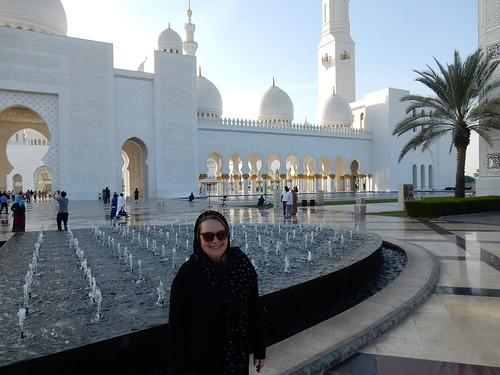 Abu Dhabi - Sheikh Zayed Grand Mosque - 5