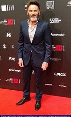 31 European Film Awards. Fernando Tejero, Actor