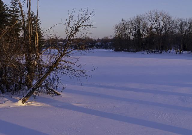 La froidure de février