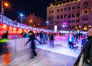 Ice skating   by heyyouphoto