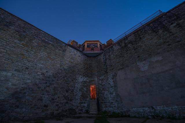 Door To The Tower