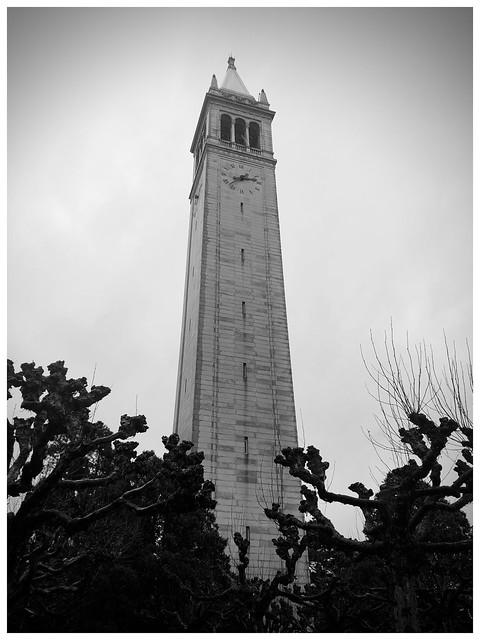 Sather Tower, UC Berkeley.