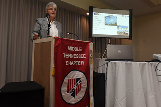 Coffey addresses Task Force Power with MOAA