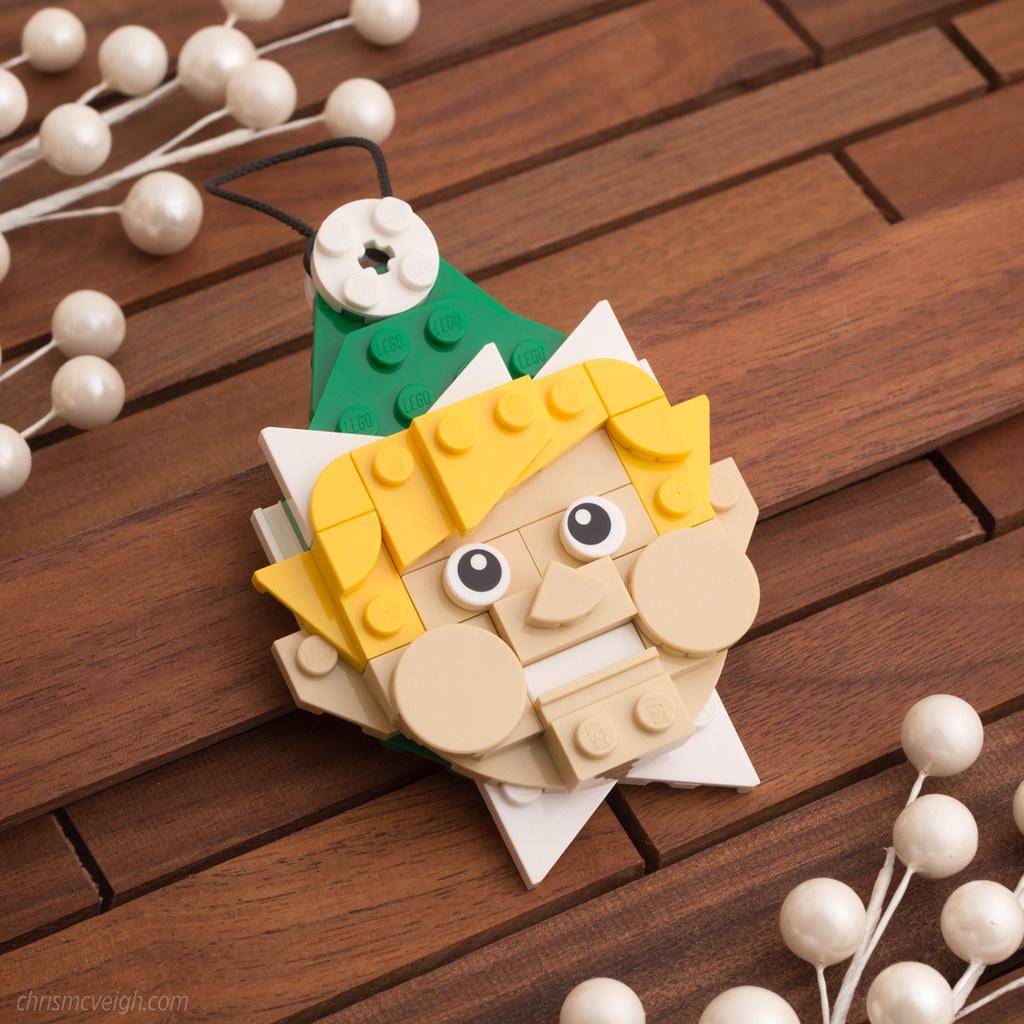 Platecraft Ornament: Elf