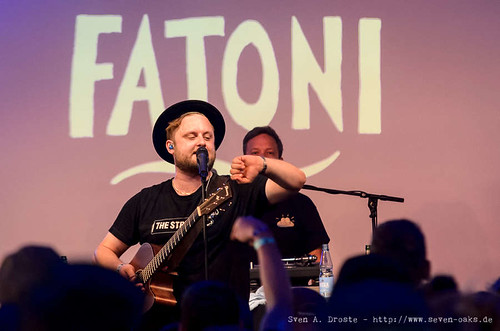 Fatoni @ Watt en Schlick Fest 2018 / Dangast / Germany