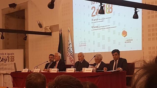 Portugal-2018-11-20-UPF-Portugal Hosts Religious Freedom Colloquium