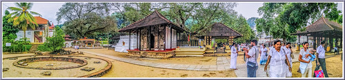 kandy srilanka panorama landscape