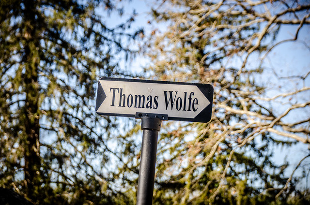 Thomas Wolfe Marker