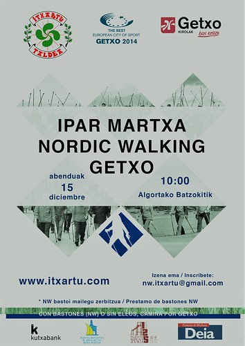 20181215 Nordic walking | by itxartu