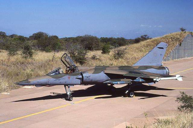SAAF - F-1AZ - 244 [6.97]