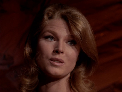 """Mariette Hartley, Star Trek TOS, """"All Our Yesterdays,"""" 1969 