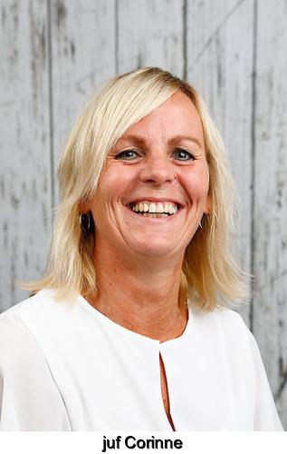 juf Corinne - conciërge - onderwijsassistente in opleiding