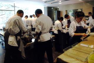 Chefs at El Bulli, Costa Brava, Spain   by BuzzTrips