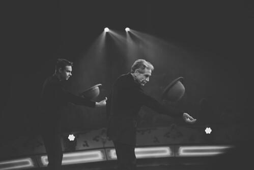 Kris und Harrison Kremo - Circus Conelli