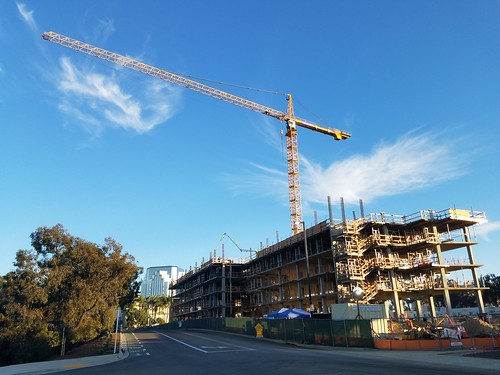 Construction Zone - UCSD Housing