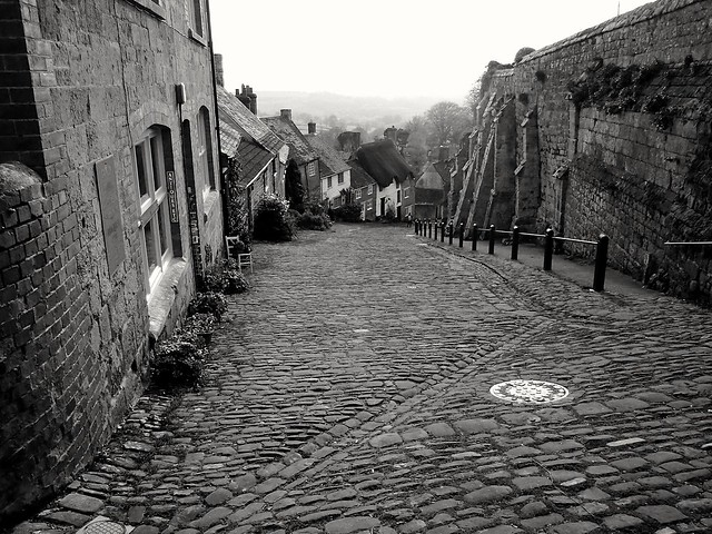 Gold Hill Shaftsbury - Hovis anyone?