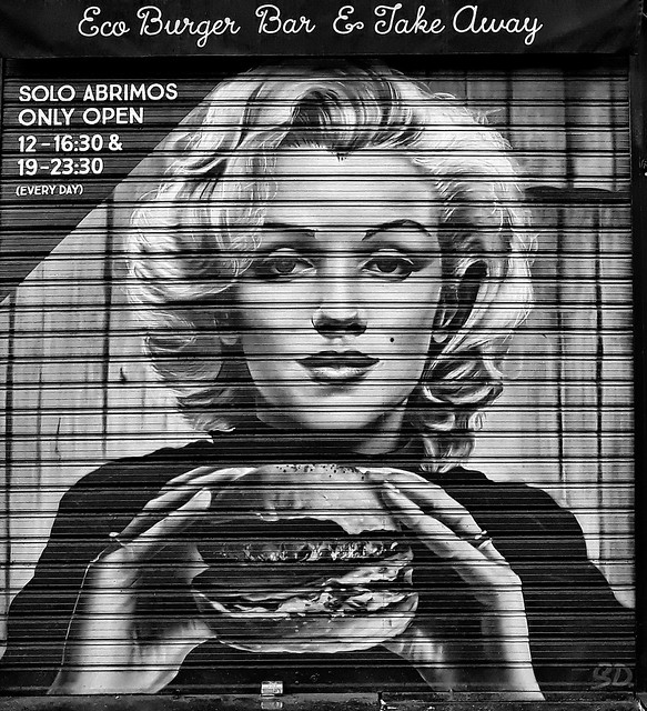 Marilyn, enjoy your meal!