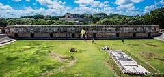 2018 - Mexico - UXMAL - The Nunnery Quadrangle