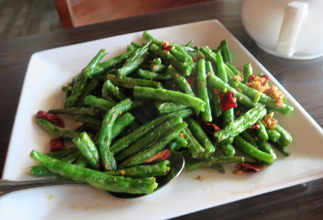 Sauteed Green Beans - Yummy House