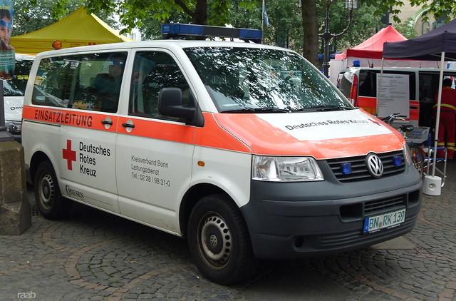 VW Transporter T5 - DRK