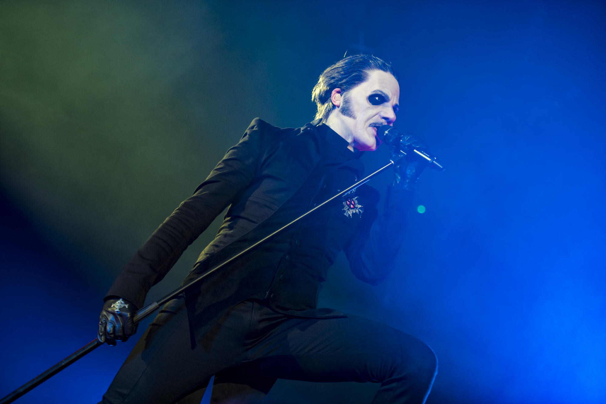 Ghost @ Lotto Arena 2019 (Nick De Baerdemaeker)