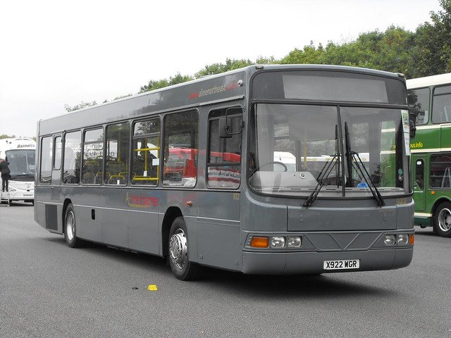 922, X922 WGR, Volvo B10BLE, Wright Renown (t.2018)
