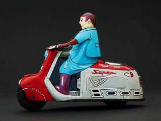 Super Scooter, Japan 1960
