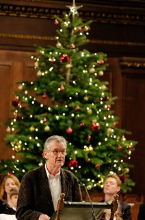 Michael Palin | by The National Churches Trust