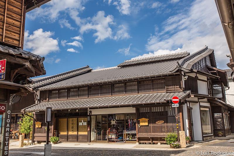 Antigua residencia Nakagawa