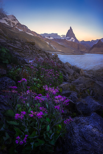 The Matterhorn at Sunrise | by AirHaake