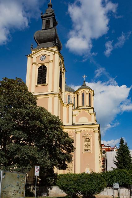 Sarajevo - Саборна црква
