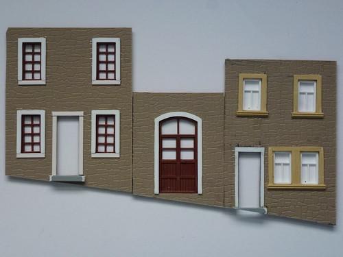 Huizenrij bak 1 in aanbouw | by AMSAC Ghent