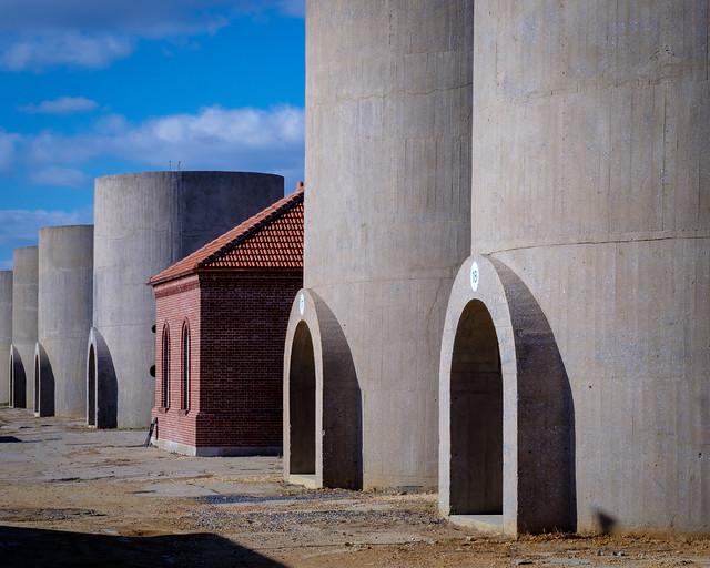 McMillan Sand Filtration Site