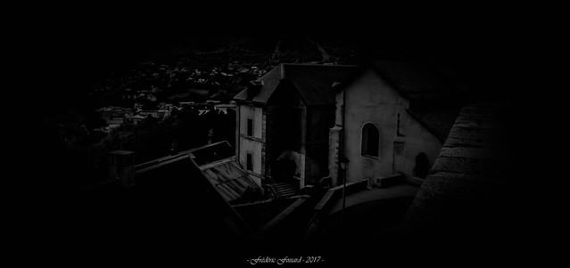 Mystère sur la Citadelle (N/B)