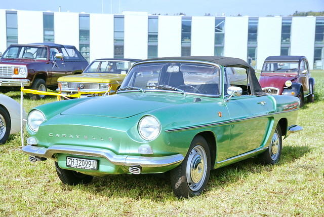 Renault Caravelle 30.9.2018 4208