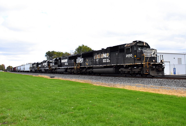 Four standard cabs at Kendallville Indiana!