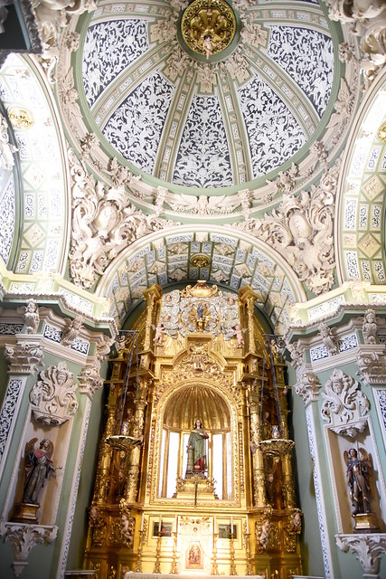Real Capilla de Santa Bárbara. S. XVII