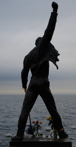 Freddie Mercury Montreux   by Phil*ippe