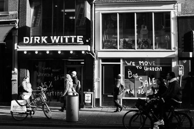 Dirk Witte muziekwinkel