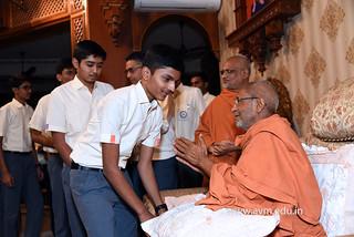Std-10-11-12-visit-to-Haridham-for-Swamishree's-Blessings-(96)   by Atmiya Vidya Mandir