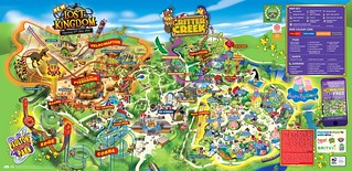 Paultons Park 2016 Park Map | by ThemeParkMedia