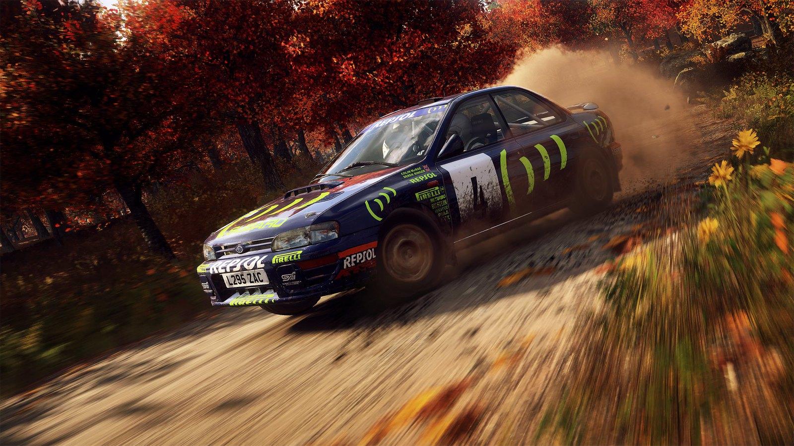 Dirt Rally 2 New screen 8