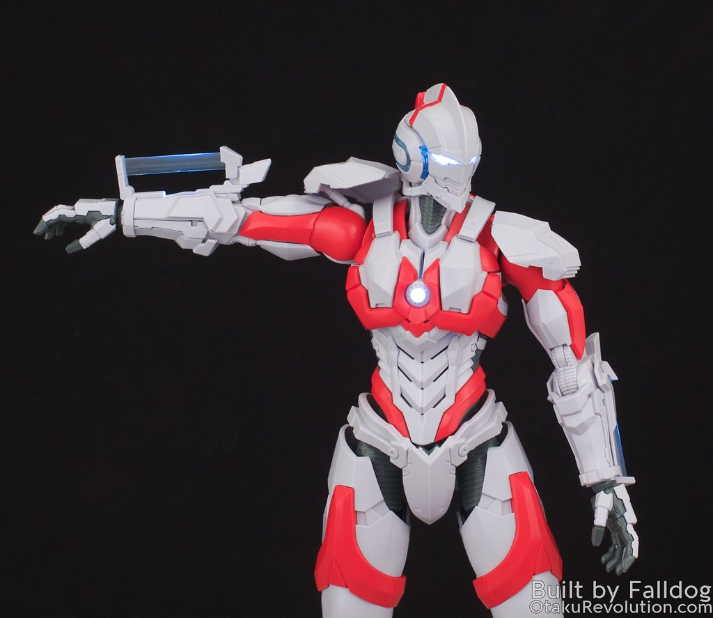 Model Principle Ultraman 20