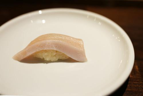 Hamachi Toro (yellowtail belly), Japan | by JFOODIE