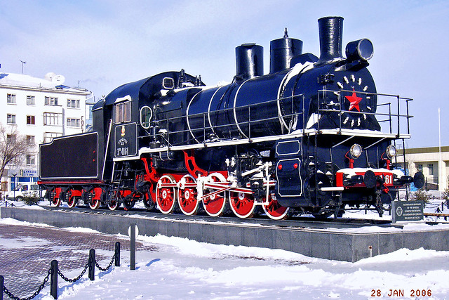 KTZ steam 0-5-0
