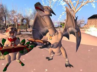 Carolling Dragons @ BattleBeast Breedables