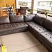 Large sofa outside CJM
