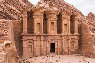 Petra_Iordania 28 dec 18_45_manastirea med | by Valentin Groza
