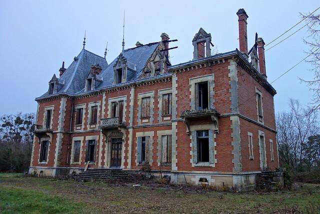 Le Château du Vieux Devin.